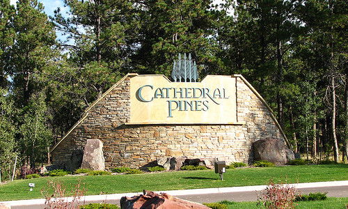 Cathedral Pines homes for sale Colorado Springs