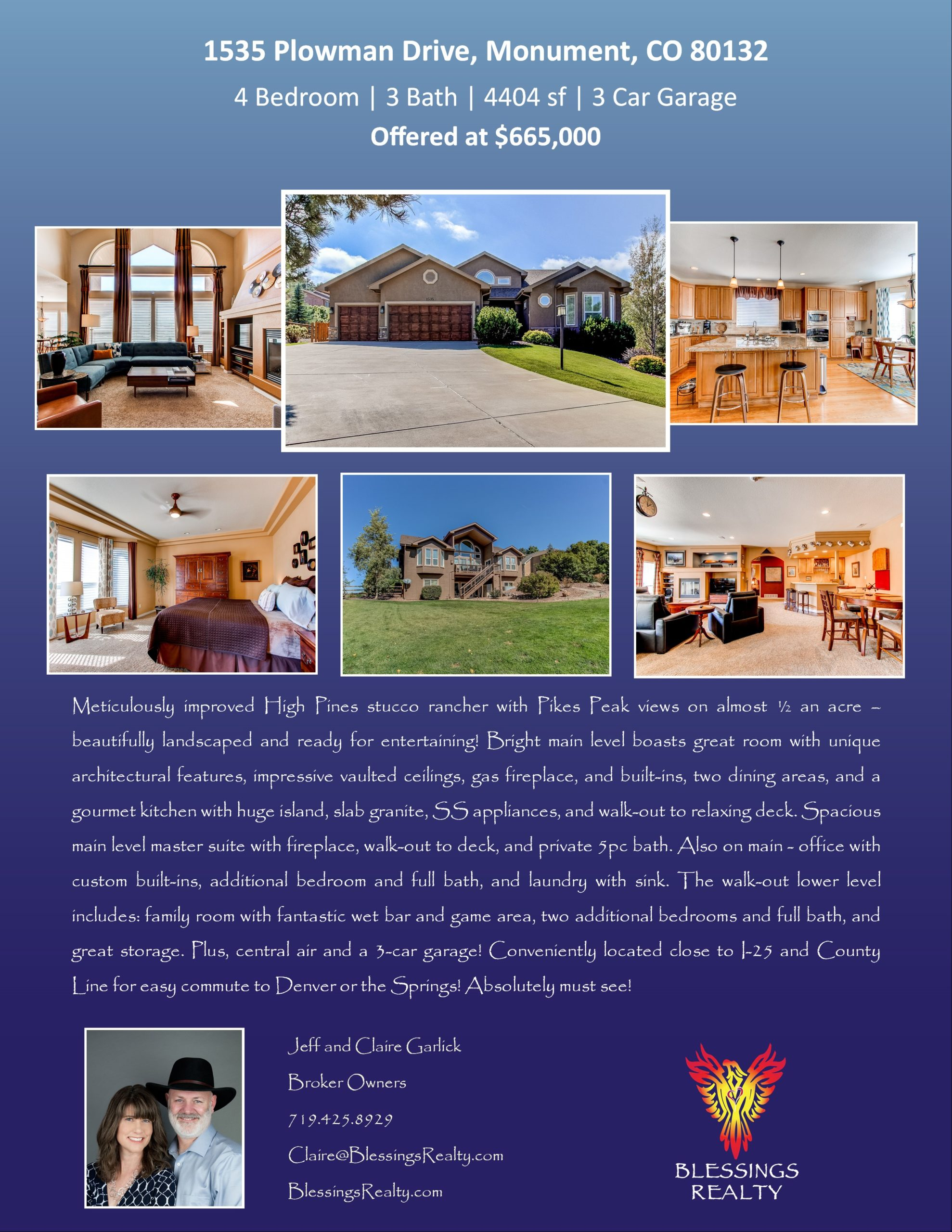 Just Listed Flyer