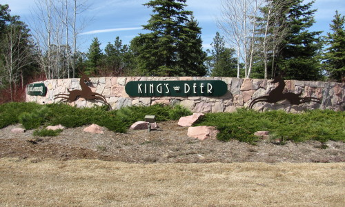 King's Deer homes for sale Monument, Colorado