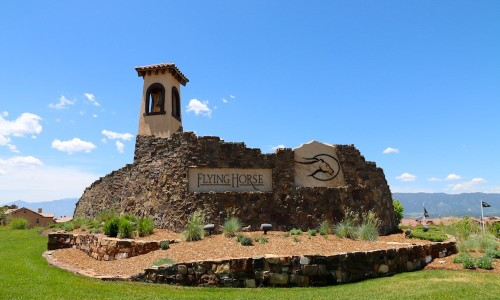 Flying horse homes for sale Colorado Springs
